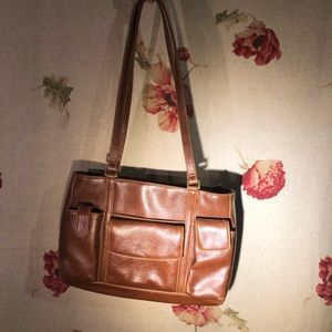 Rosetti Leather Hand Bag with matching Wallet
